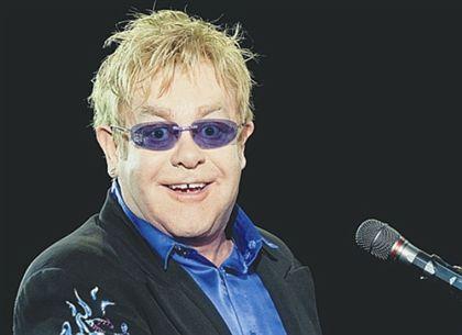 O cantor britânico foi distinguido
