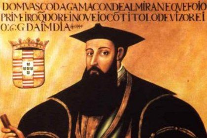 """Vasco da Gama era """"violento e irascível"""""""