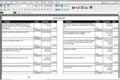 """Nova aplicação """"disfarça"""" Facebook em página de Excel"""