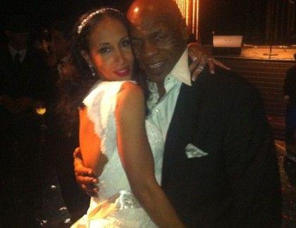 Mike Tyson casou pela segunda vez com a mesma mulher