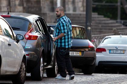 Hugo Pinto foi o único que escapou ileso do acidente