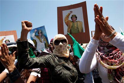 Kadhafi ameaça atacar a Europa