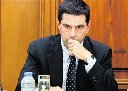 O ministro das Finanças, Vítor Gaspar