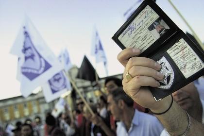 Polícias e militares planeiam revolta conjunta na segurança
