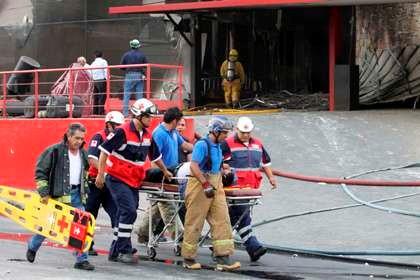 Mais de 50 mortos em ataque a casino de Monterrey