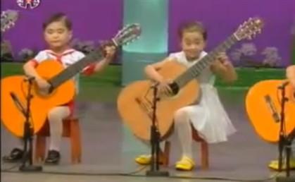 """Crianças """"fenómeno"""" da Coreia do Norte correm mundo"""