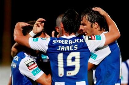 FC Porto goleia (5-2) União de Leiria e já lidera