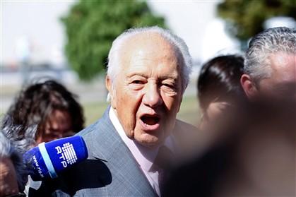 """Soares: Portugal """"pode estar pior daqui a três anos"""""""