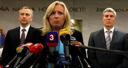 A primeira-ministra cessante da Eslováquia, Iveta Radicova, contou que Pedro Passos Coelho lhe telefonou