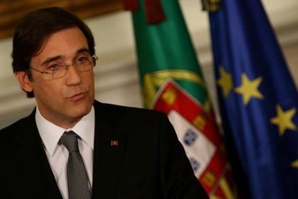 Pedro Passos Coelho, primeiro-minsitro