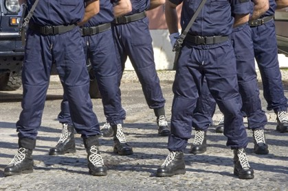 Militares protestam contra austeridade a 12 de Novembro