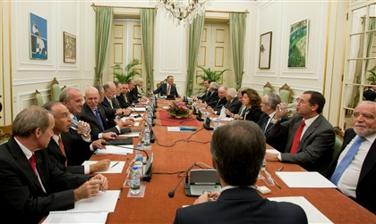 "Conselho de Estado apela a ""espírito de diálogo construtivo"""