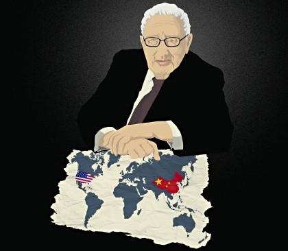 Como Kissinger fez da China maoísta uma aliada da América