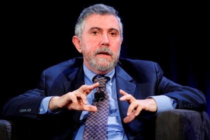 Paul Krugman, economista e Nobel da Economia de 2008.