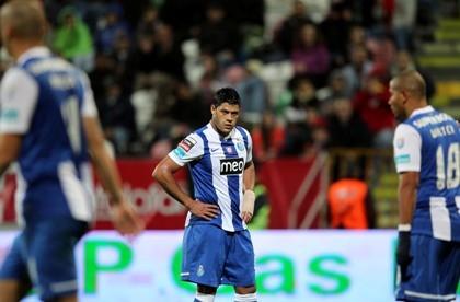50.º jogo do FC Porto sem perder soube a derrota