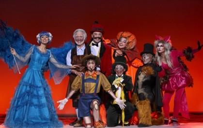 La Féria leva Pinóquio ao palco do Politeama este Natal