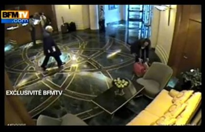 TV francesa divulga vídeo de Strauss-Kahn no Sofitel