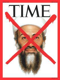 Capa do número especial da revista Time sobre a morte de Bin Laden