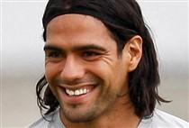 """Falcao: """"Tenho o sonho de jogar a Supertaça europeia"""""""