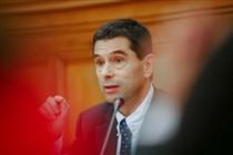 Vitor Gaspar, ministro das Finanças