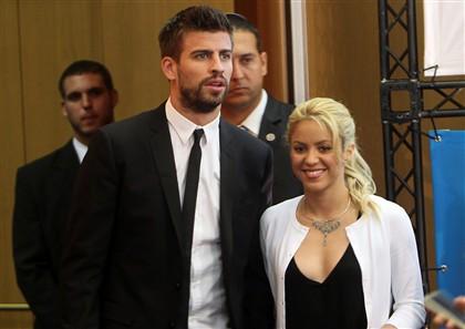 Shakira desmente existência de vídeo íntimo com Piqué