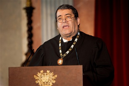 Marinho Pinto contra algumas medidas para a justiça
