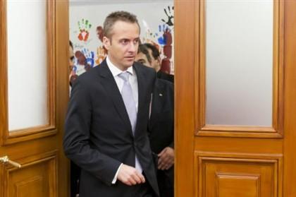 Sérgio Monteiro foi ouvido hoje no Parlamento.
