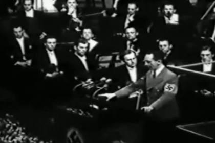 Aniversário de Hitler obriga a alterar estreia de ópera