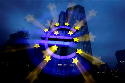 Zona Euro atravessa forte crise