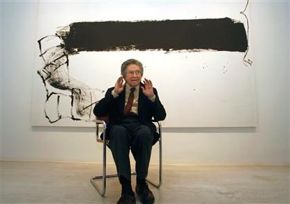 Morreu o pintor catalão Antoni Tàpies