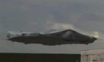 Possível OVNI filmado a aterrar no Novo México