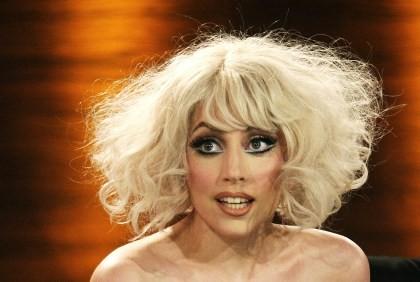 """Pais de Lady Gaga pensaram que lhe """"faltava um parafuso"""""""