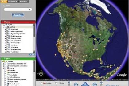 Os 10 locais 'invisíveis' no Google Maps