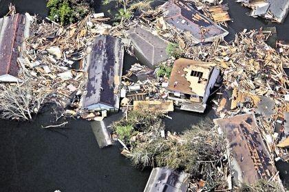 Desastres naturais quadruplicaram em 40 anos