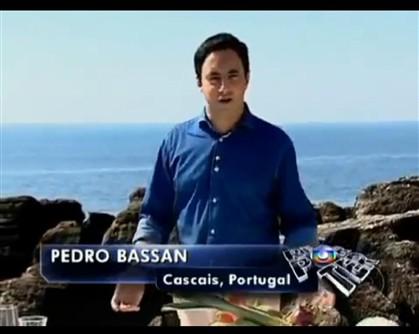 O correspondente em Lisboa Pedro Bassan