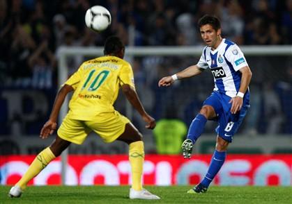 Melgarejo abre alas para o Sporting de Braga líder