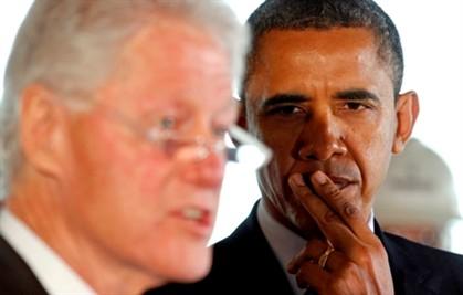 Clinton elogia Obama por operação que matou Bin Laden