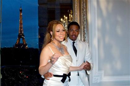 Mariah Carey e Nick Cannon renovam votos de casamento