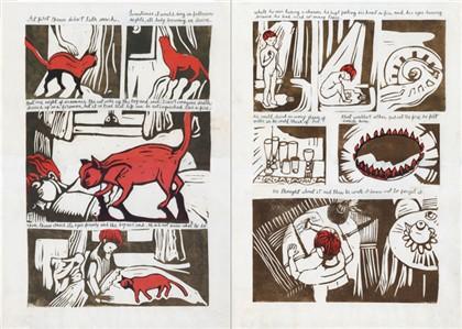 """'Os animais domésticos"""", de autoria de Maria João Worm"""