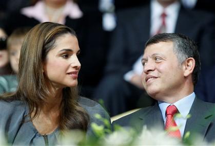 Rei da Jordânia conta como conquistou Rania