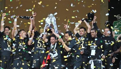 Académica conquista a Taça de Portugal 73 anos depois