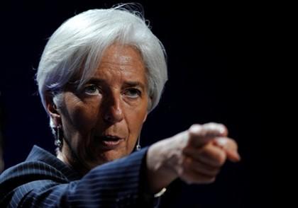 Criada página no Facebook de protesto contra Lagarde