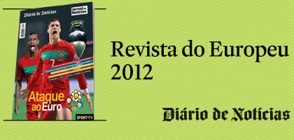 Revista do Europeu 2012