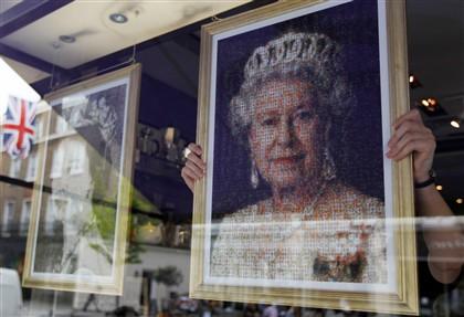 60 anos no trono com popularidade de 80%