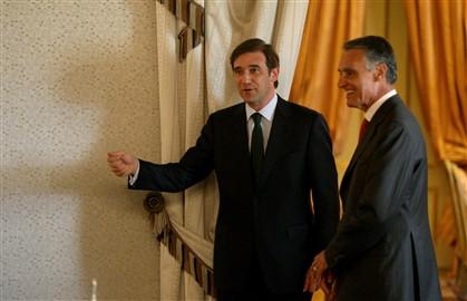 Passos e Cavaco são 'personas non gratas' no Algarve