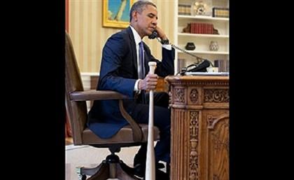 Obama ligou a Erdogan com um taco na mão
