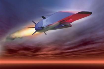 Avião supersónico desintegra-se sobre o Pacífico
