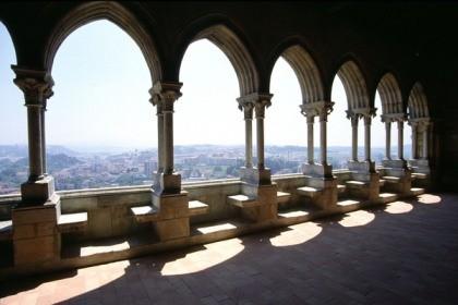 Festival gótico no castelo em Leiria