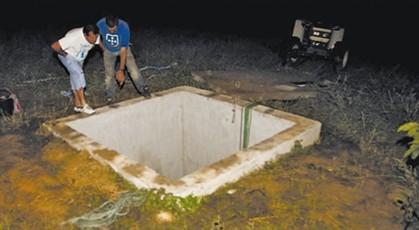 Limpeza de poço de água faz cinco mortos e dois feridos