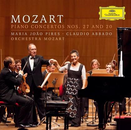 Maria João Pires regressa a Mozart com Claudio Abbado